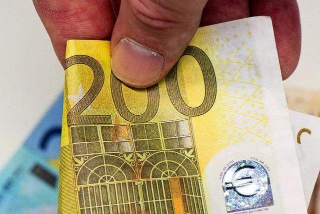 Trickdieb stiehlt 79-Jährigem in Lörrach 200 Euro