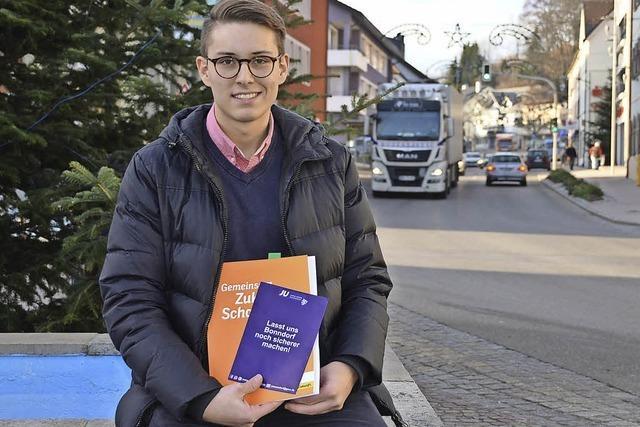 JU möchte Löwenstadt noch sicherer machen