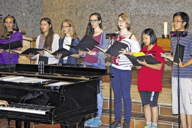 Kinder- und Jugendchor DoReMi in Waldshut