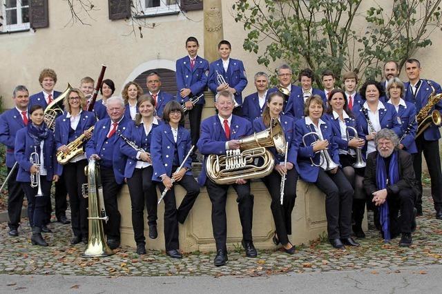 Musikverein Hügelheim in Hügelheim
