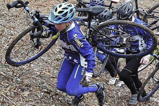 Premiere für Radcrossrennen