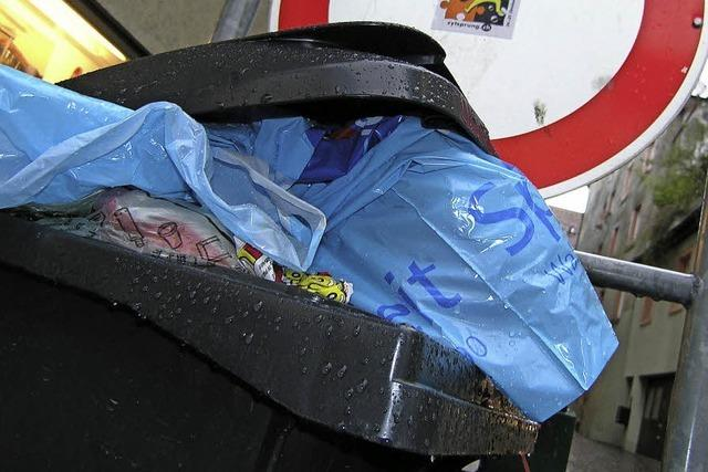 Müll wird erheblich teurer