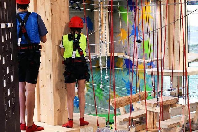 Indoor-Spielplatz Fundorena auf dem Feldberg im Selbsttest