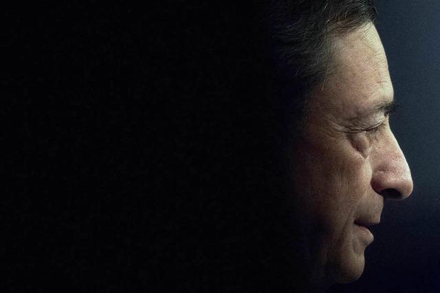 2,33 Billionen Euro von Mario Draghi