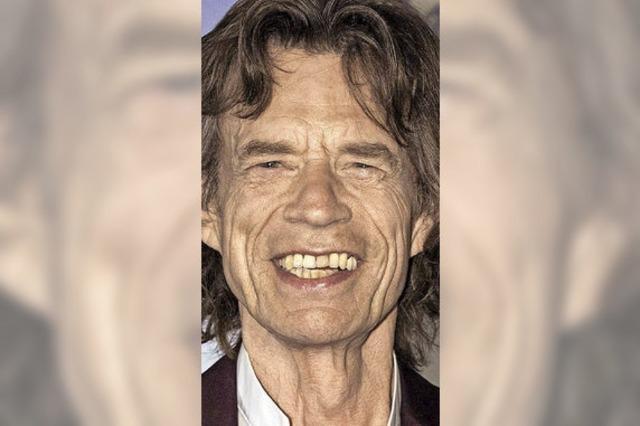 Mick Jagger wird zum achten Mal Vater - mit 73 Jahren