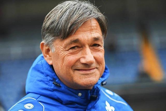 Darmstadts neuer Trainer steht für Bescheidenheit