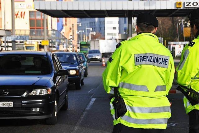 Beamten spüren PKW-Dieb auf