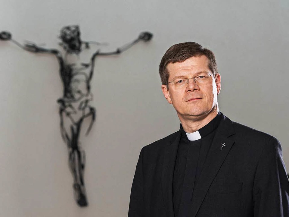 Erzbischof Stephan Burger  | Foto: dpa