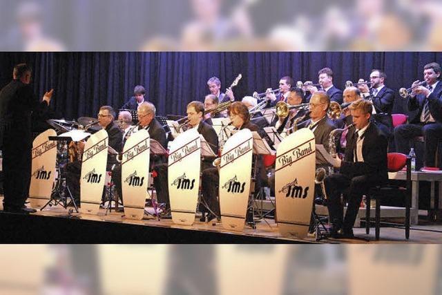 JMS Big Band mit