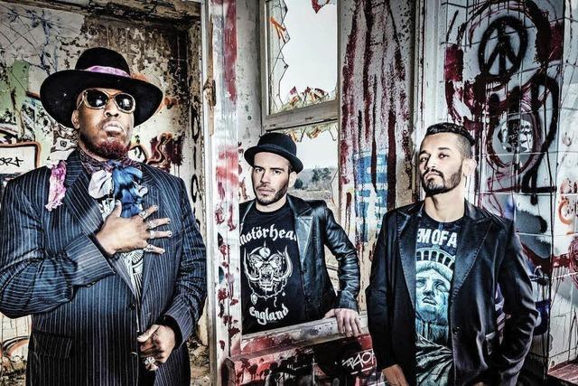 Emotionsgeladener Mix aus Rock, Funk, Blues im Spitalkeller