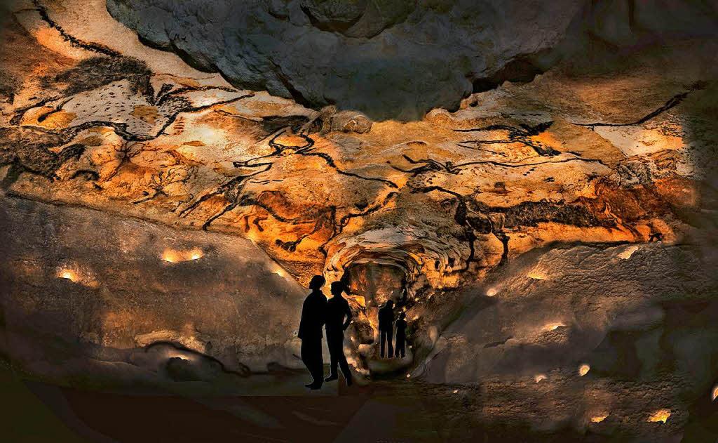 Höhlen Von Lascaux