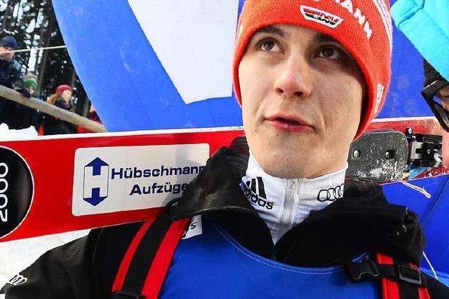 Stefan Leyhe landet auf Platz 15
