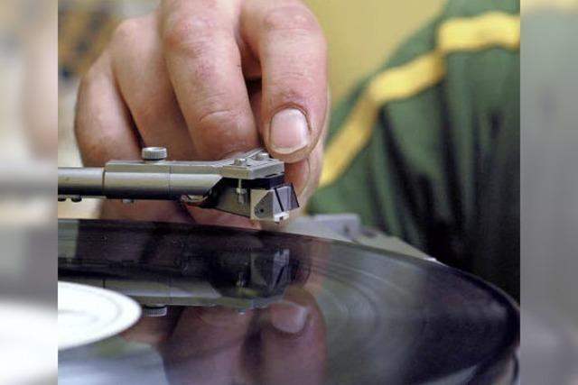 Musik mit Liebe und zum Anfassen