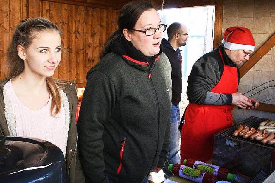 Bilder vom Weihnachtsmarkt in Görwihl