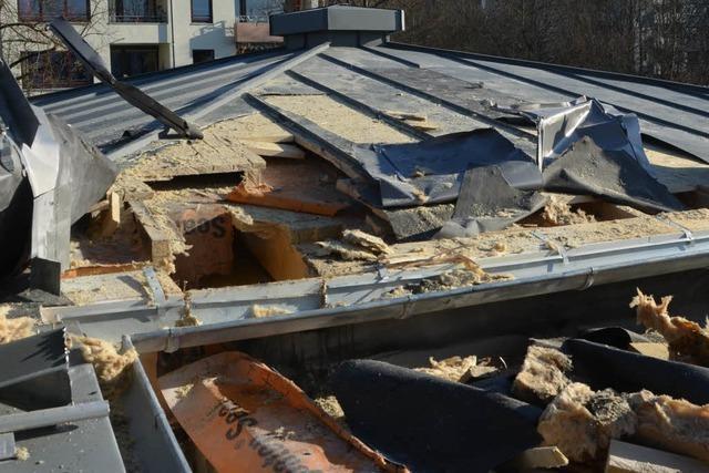 In Gundelfinger Kita brannte der Dachstuhl – alle Kinder in Sicherheit