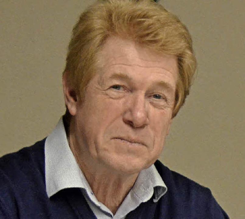 Uwe Tittmann  | Foto: Ingrid Böhm-Jacob