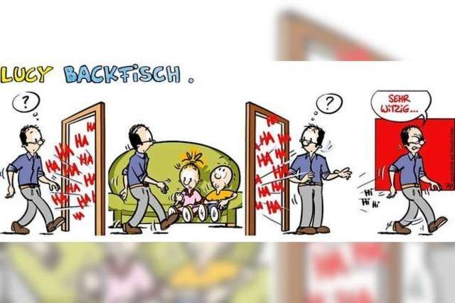 Lucy Backfisch: Sehr witzig ...