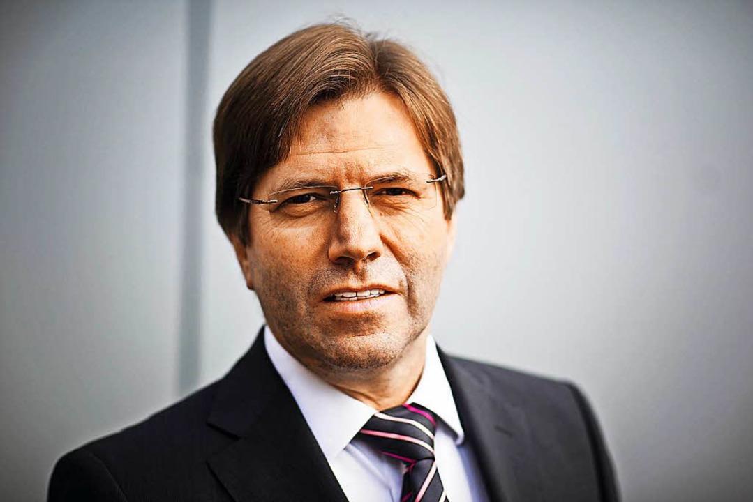 Johannes Müller  | Foto: Jigal Fichtner