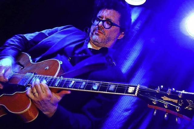 Mike Sponza Blues Convention im Kanderner Chabah