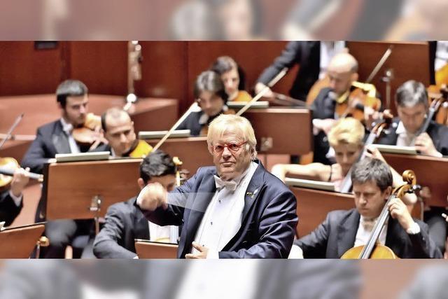 Philharmonie der Nationen und Justus Frantz im Kurhaus Bad Krozingen