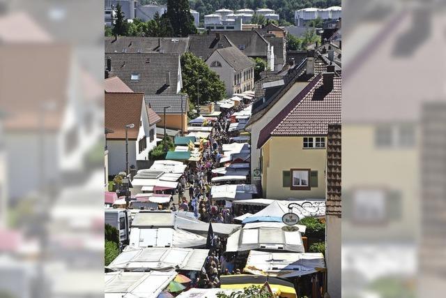 Johannimarkt geht ins Jubiläumsjahr