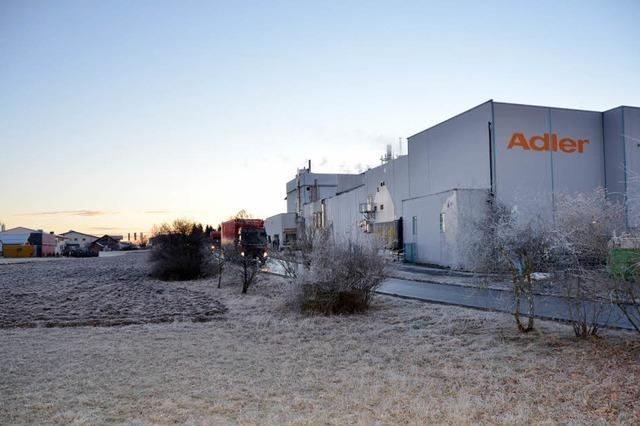 Unternehmen Adler plant Erweiterung nach Norden