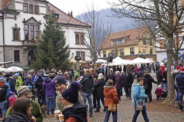 Das Schönauer Weihnachtsdorf ist gewachsen
