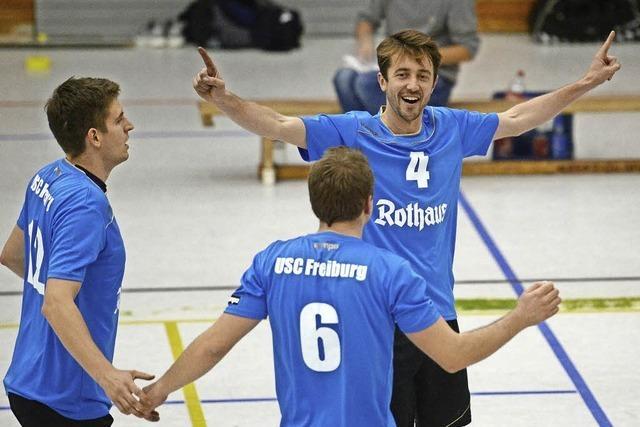 VfR Umkirch und USC Freiburg zu Spitzenteams entwickelt