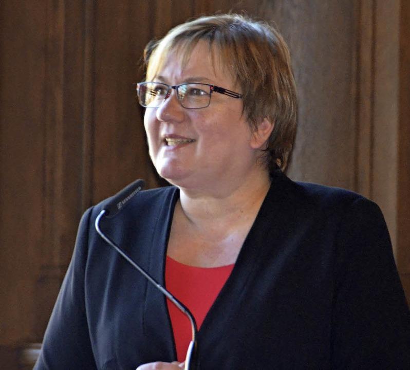 Die Preise wurden von der Parlamentari... für Wirtschaft und Energie verliehen.  | Foto: Juliane Kühnemund