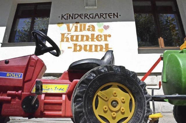 Kindergarten erhält zwei Anbauten