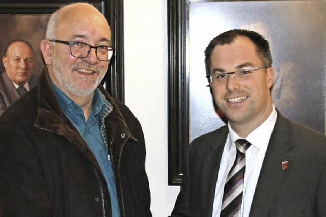 Indlekofer wird neuer Bauamtsleiter in Laufenburg
