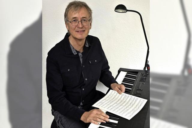 Hanjo Albers ist ein Solist in der Musik und im Leben