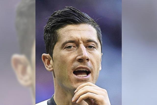 Lewandowski bleibt bis 2021 bei den Bayern