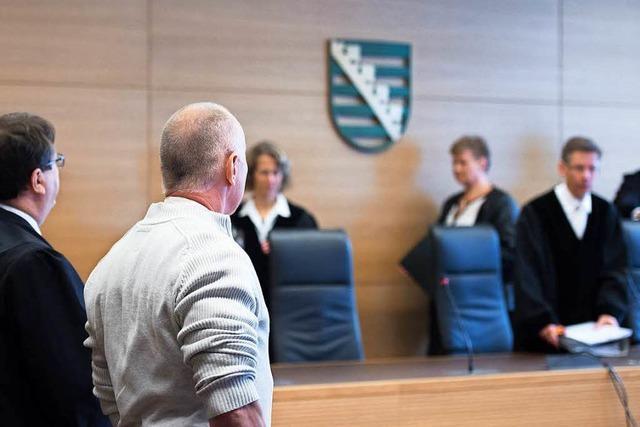 Fast neun Jahre Haft für sächsischen Kannibalen