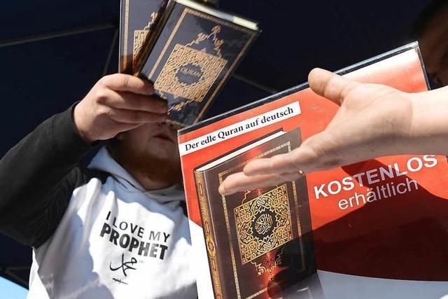 Saudis unterstützen Salafisten in Deutschland