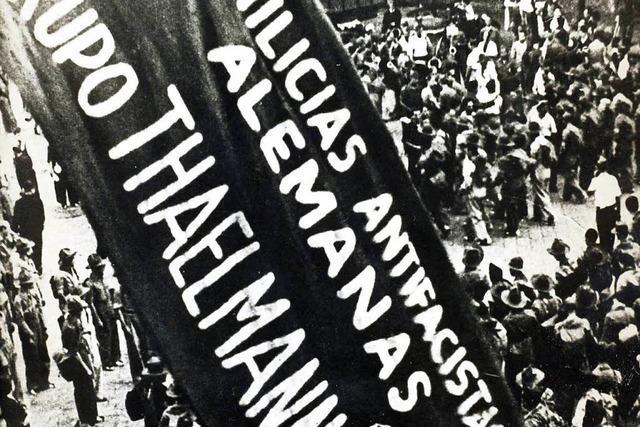 Badener kämpften in Spanien gegen Franco
