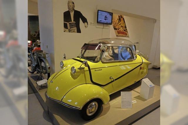 NSU-Museum in Neckarsulm