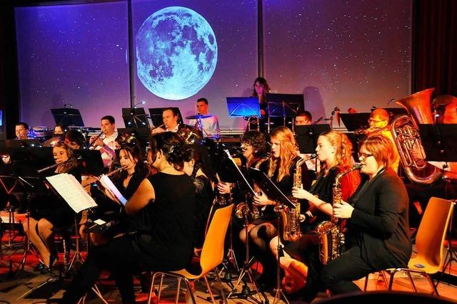 Musiker greifen nach den Sternen