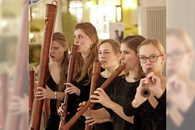 Ensemble Flauto mit