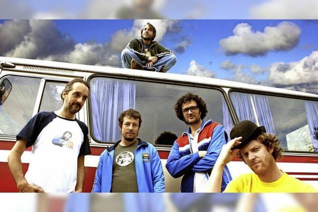 Psychedelischer Dub-Reggae mit Rock- und Tranceeinflüssen im Spitalkeller
