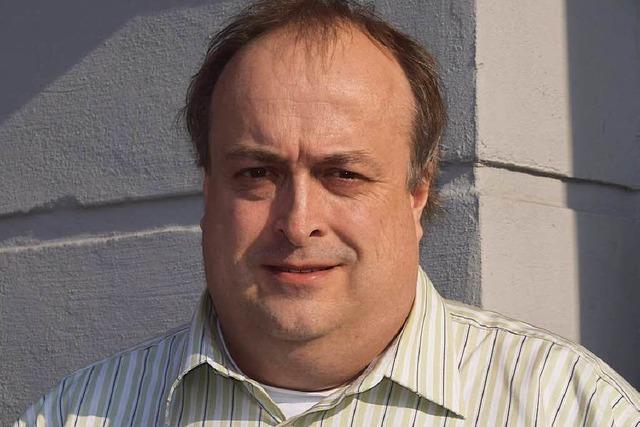 Carsten Edinger verlässt die Gemeinde