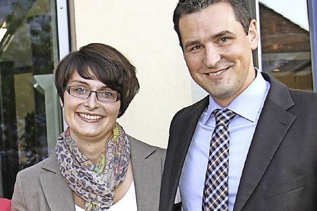 Bürgermeister Gantert hat die Hälfte seiner Amtszeit absolviert