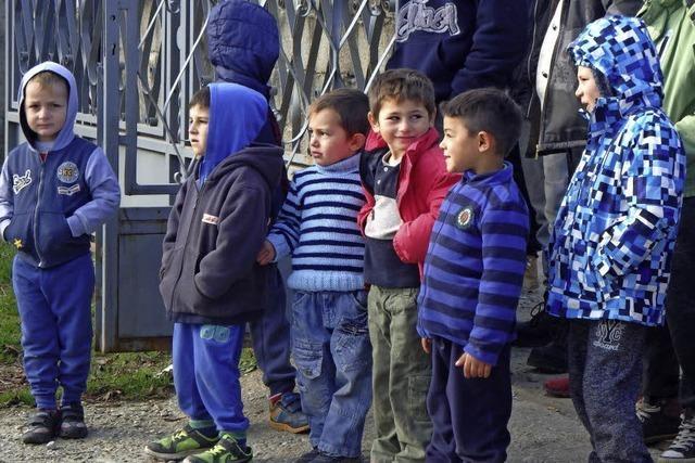 Hilfe für ein Dorf in Kroatien