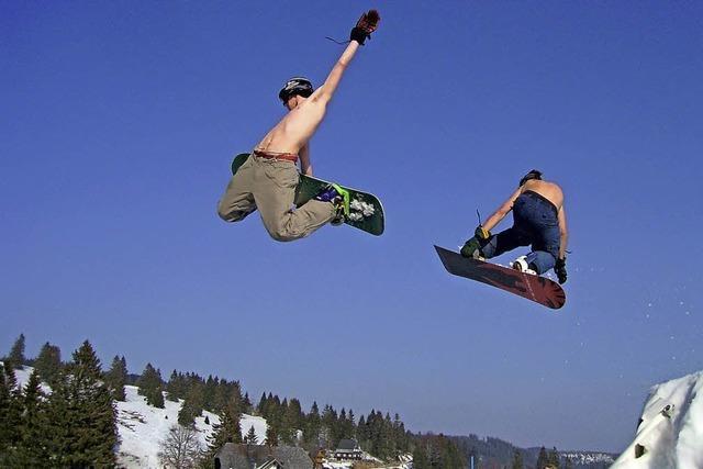 Schneesportschule Black Forest Magic wird 25 Jahre alt