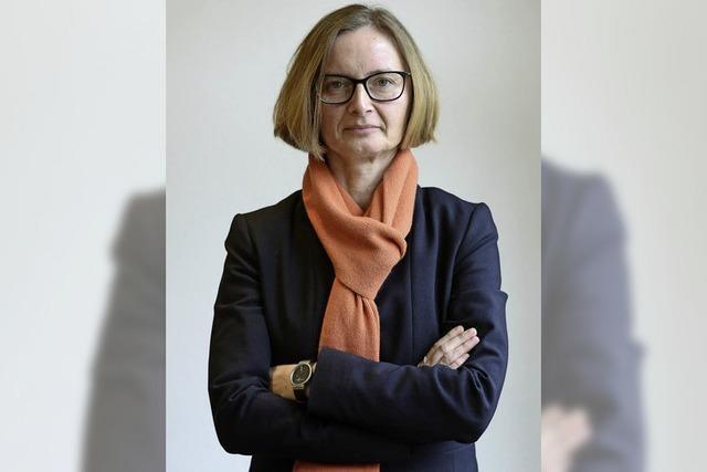 Magdalena Szablewska ist jetzt Technische Geschäftsführerin der Freiburger Stadtbau