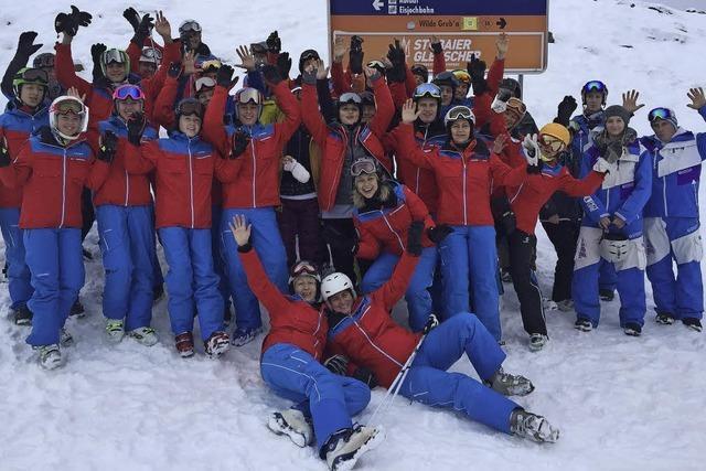 Mehr als 40 Trainer machen Lörracher Skifans fit