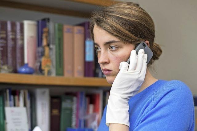 Thriller über eine Ärztin als Amateurdetektivin
