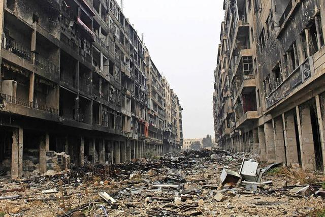 Regierung will nach Rückeroberung Aleppos hart gegen Gegner vorgehen