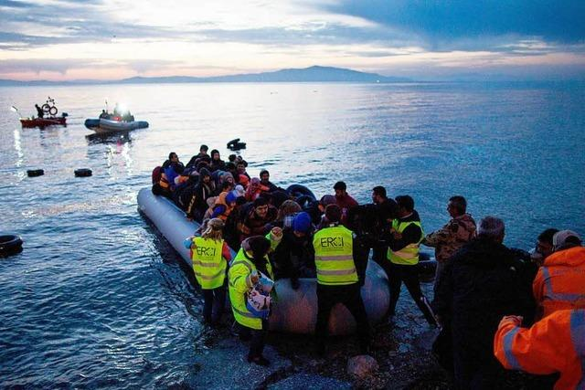 EU will an Flüchtlingspakt mit der Türkei festhalten