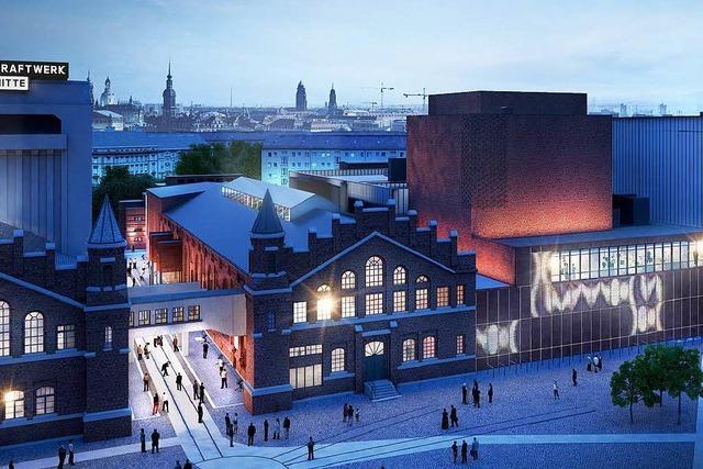 Dresden bekommt neuen Spielort für Operette und Theater